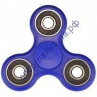 Fidget Spinner Iron Black Dark Blue