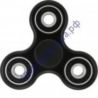 Fidget Spinner Iron Black
