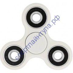 Fidget Spinner Iron Black White