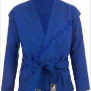 Куртка самбо AMID синий