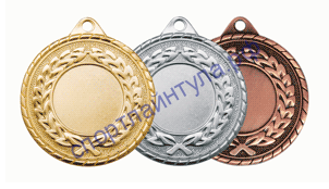 Медаль М236 2 место